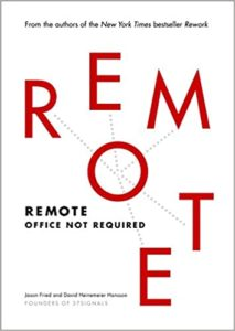 Book Review: Remote