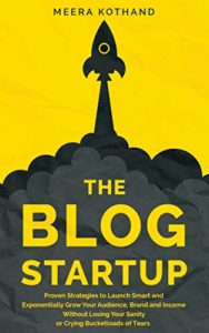 Book Review: The Blog Startup