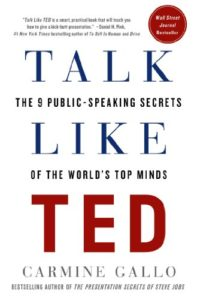 Book Review: Talk Like Ted